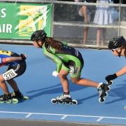 Saturday evening cadet girls & boys a & b finals