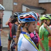 Sunday morning - roadrace ladies