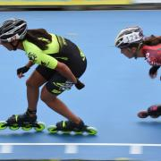 sunday afternoon - junior/senior ladies - elimination race